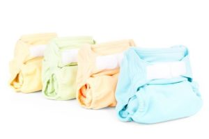 cleaning cloth diapers