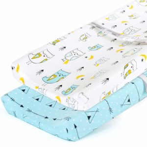 BROLEX Stretchy Changing Pad Cover