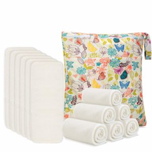 Damero Diapers Baby Inserts- Dry and comfortable to use