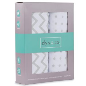 Ely's & Co store Changing Pad Cover Set