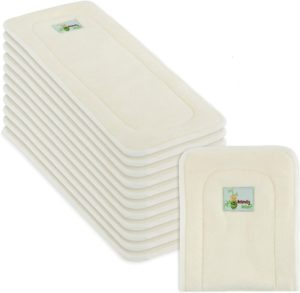 Naturally Natures Cloth Diaper Inserts- Unmatched quality